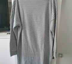 Nova prugasta haljina vel. XL