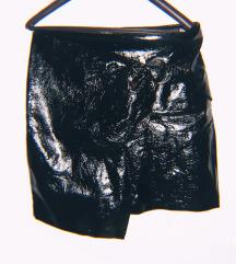 Vinyl suknja