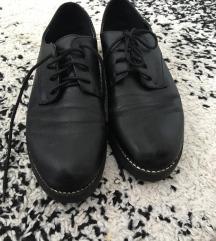 Vintage crne cipele, 40