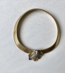 Vintage stement ogrlica