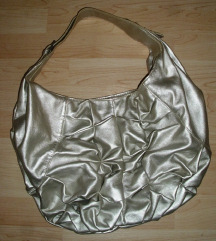 Srebrnozlatna torba
