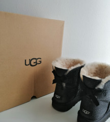 %%800%%ORIGINAL Ugg mini bailey bow sparkle