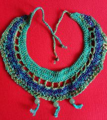 Heklane ogrlice ručni rad 2 dio