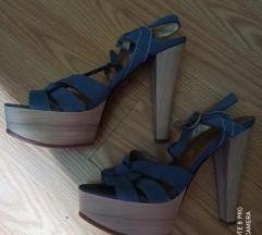 Manas nove kozne sandale