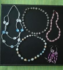 NAKIT - ogrlice, lančići, narukvice - POVOLJNO !!!