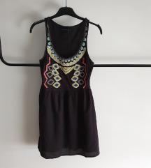 Bershka haljina sa perlicama