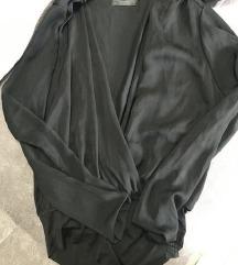 Zara crni body, pt uklj %%%