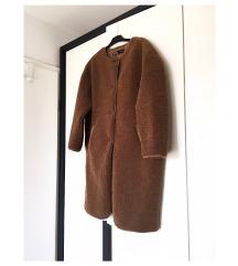 ZARA teddy coat NOVI S ETIKETOM