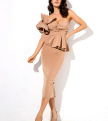 Večernja haljina (top i suknja) S