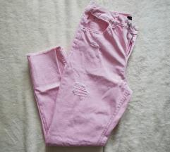 Mom fit baby pink traperice
