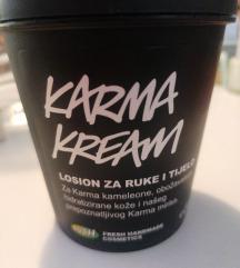 Lush Karma krema