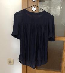 Nenošena tamnoplava bluza (ima etiketu)