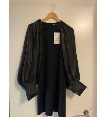 Crna haljina zara s etiketom