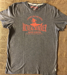 McNeal siva majica