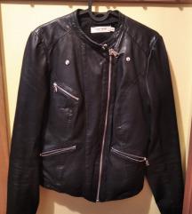 NAF NAF kožna jakna br.38