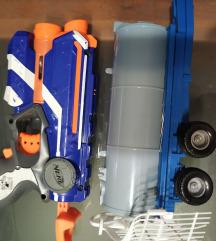 Cisterna i laser gun