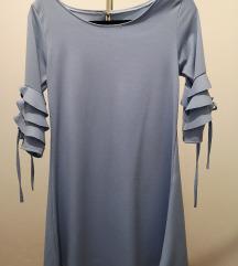 Nova haljina sa volanima na rukavima