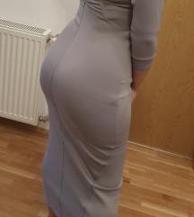 Nova s etiketom uska Zara haljina!