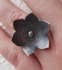 Lotus prsten II