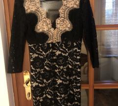 Uska koktel haljina
