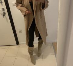 %Zara camel kaput