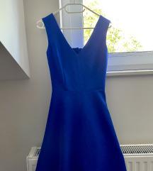 Svečana plava haljina 34