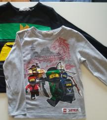 Lego ninjago majice 110 116