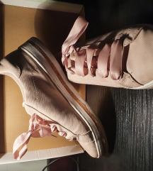 Roza tenisice cipele s masnicom