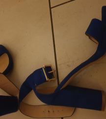 Sandale  kraljevsko plava
