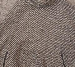 Massimo Dutti pelerina/kardigan,rezz