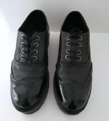 CREATOR crne cipele - prava koža