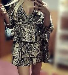 Haljina sa uzorkom