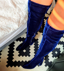 Čizme iznad koljena Zara