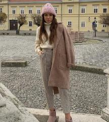 H&M krem kaput