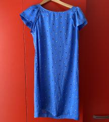 Točkasta fina haljina