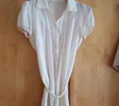 Krasna svilena bluza