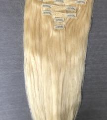 Ekstenzije od prave kose