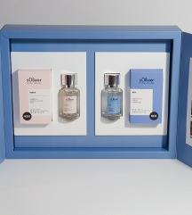 s.Oliver Pure Sense poklon paket His&Hers