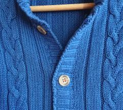 Predivna pletena majica vesta za curice br. 92