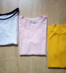 Lot kratkih majica (cijena za sve)