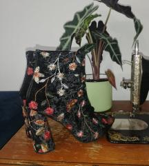 Shoebox čizmice