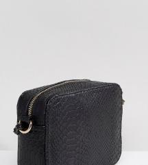Asos torbica s zmijskim uzorkom