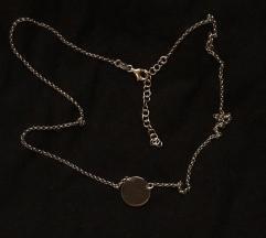 Srebrna ogrlica nova 925
