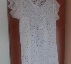 Zara like embroidered top (novo)