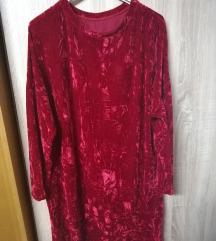 Crvena haljina