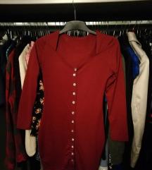Haljina crvena univerzalna!