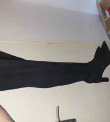 Čizme prek koljena 42 Zara