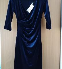 PARADI baršunasta haljina