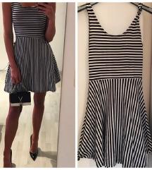 70 KN % C&A nova skater haljina na prugice
