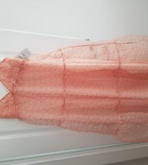 Nova ZARA haljina organza